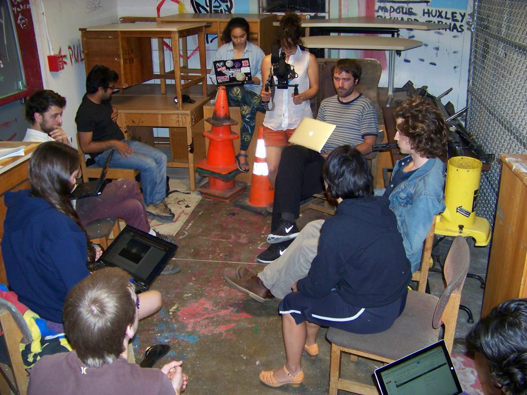 Hackerspace meeting October 6 2014